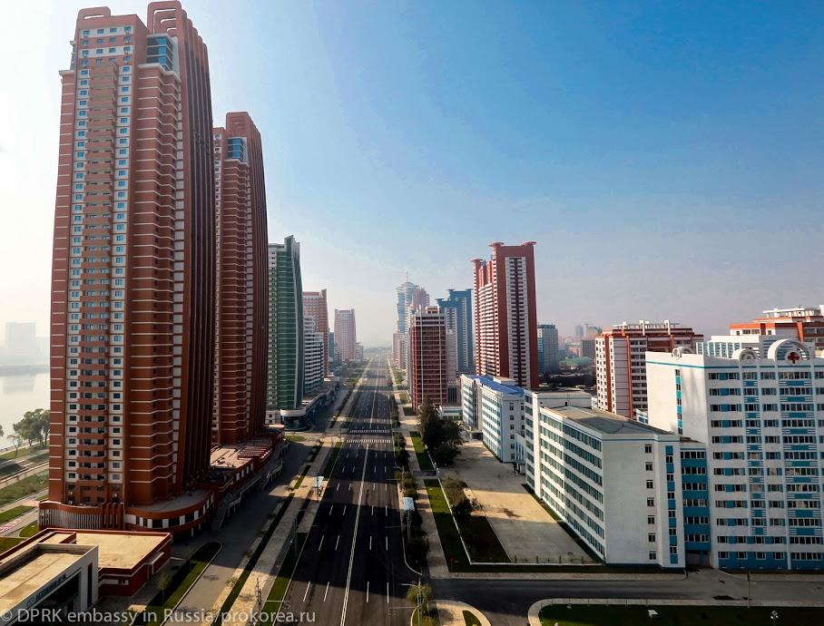 город пхеньян фото написать его