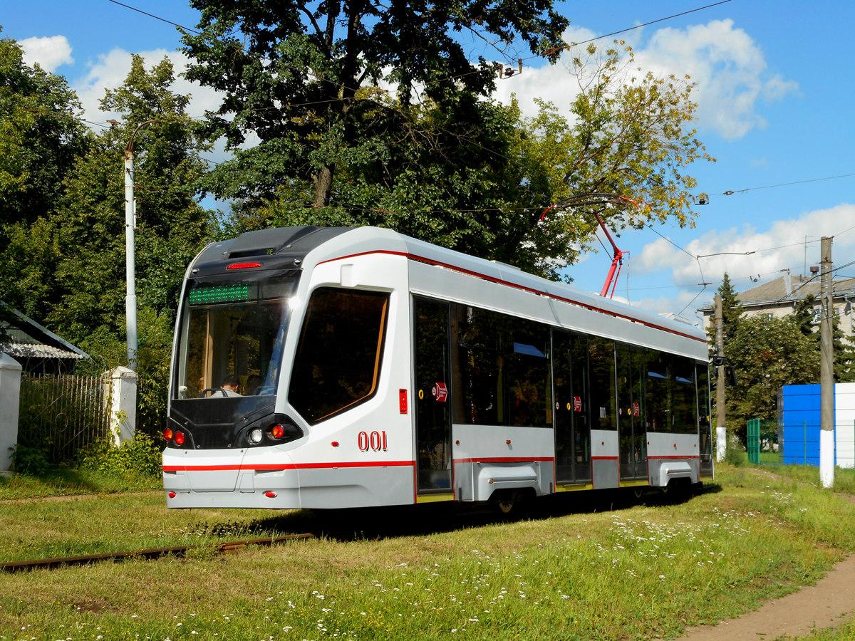 В Твери будут делать алюминиевые трамваи