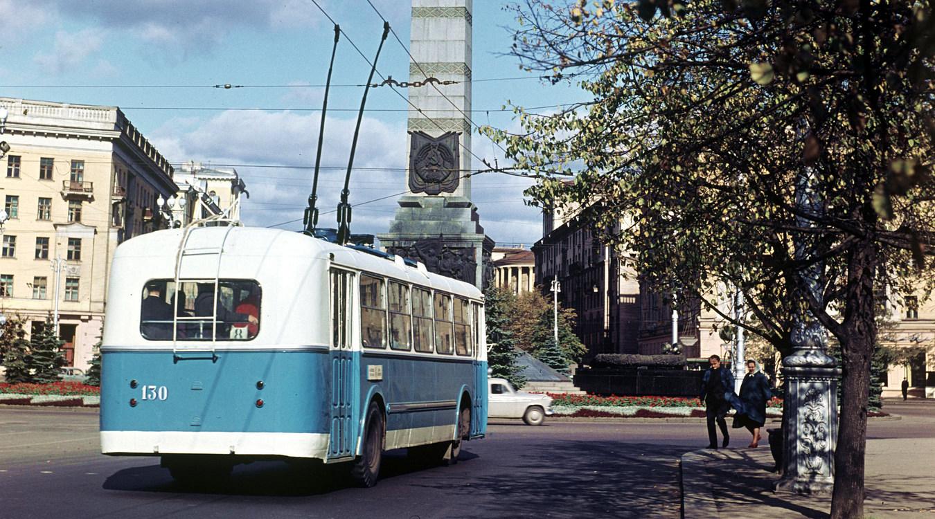 советский троллейбус фото самары лежали