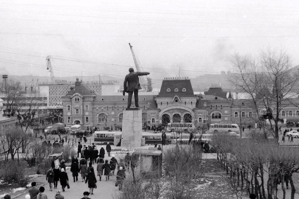 владивосток исторические фото центры