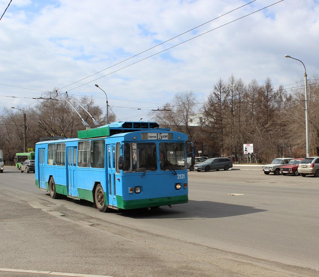 маршруты троллейбусов красноярск #10