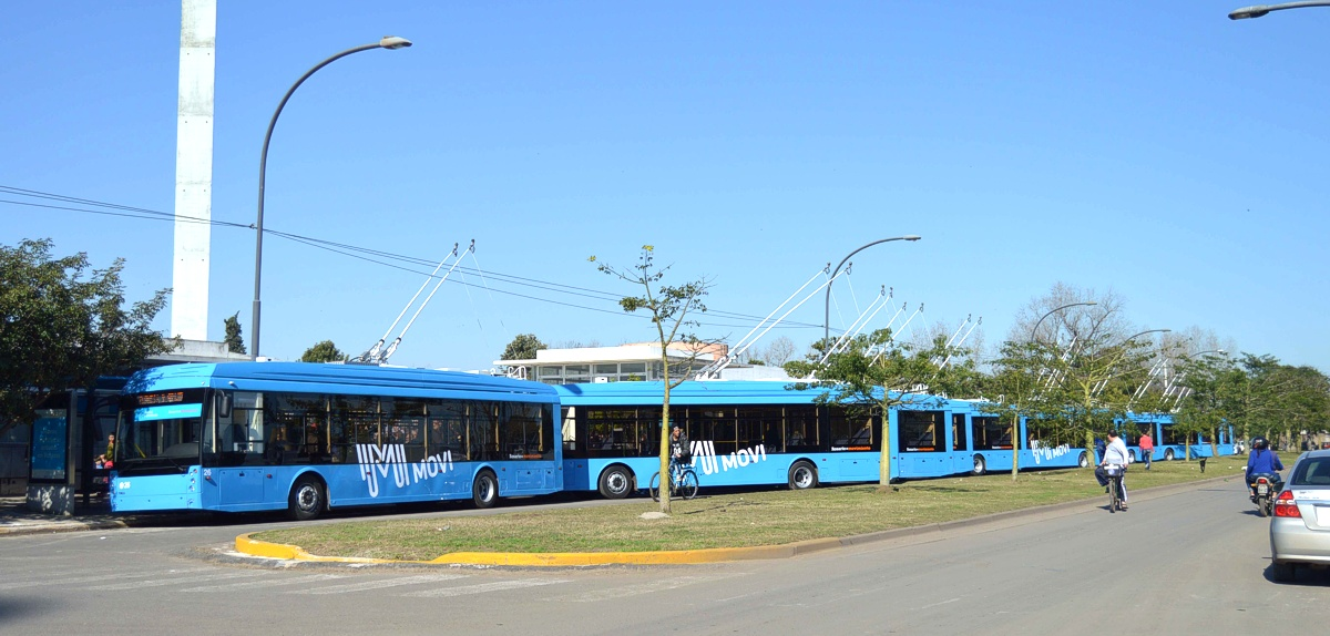 "Rosario, Trolza-5265.03 ""Megapolis"" # 26; Rosario — New Trolleybus Deliveries"