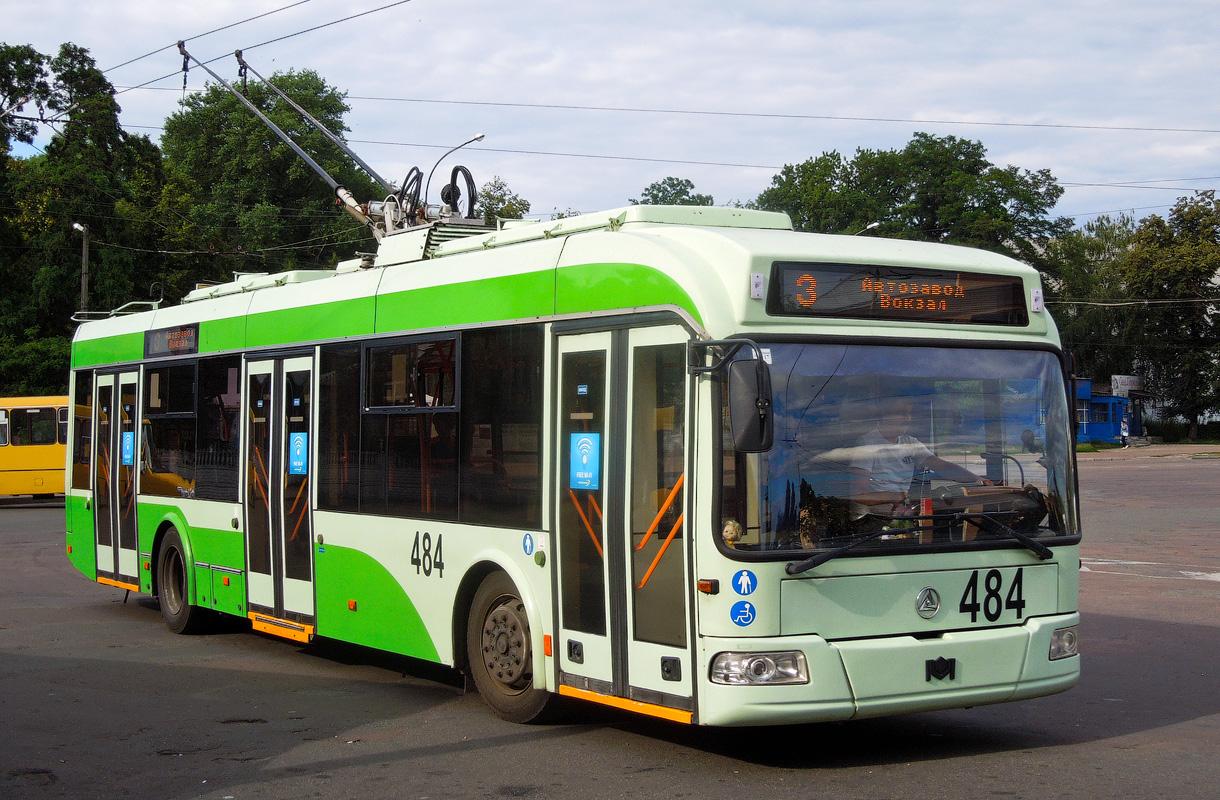 Чернігів, Еталон-БКМ 321 № 484