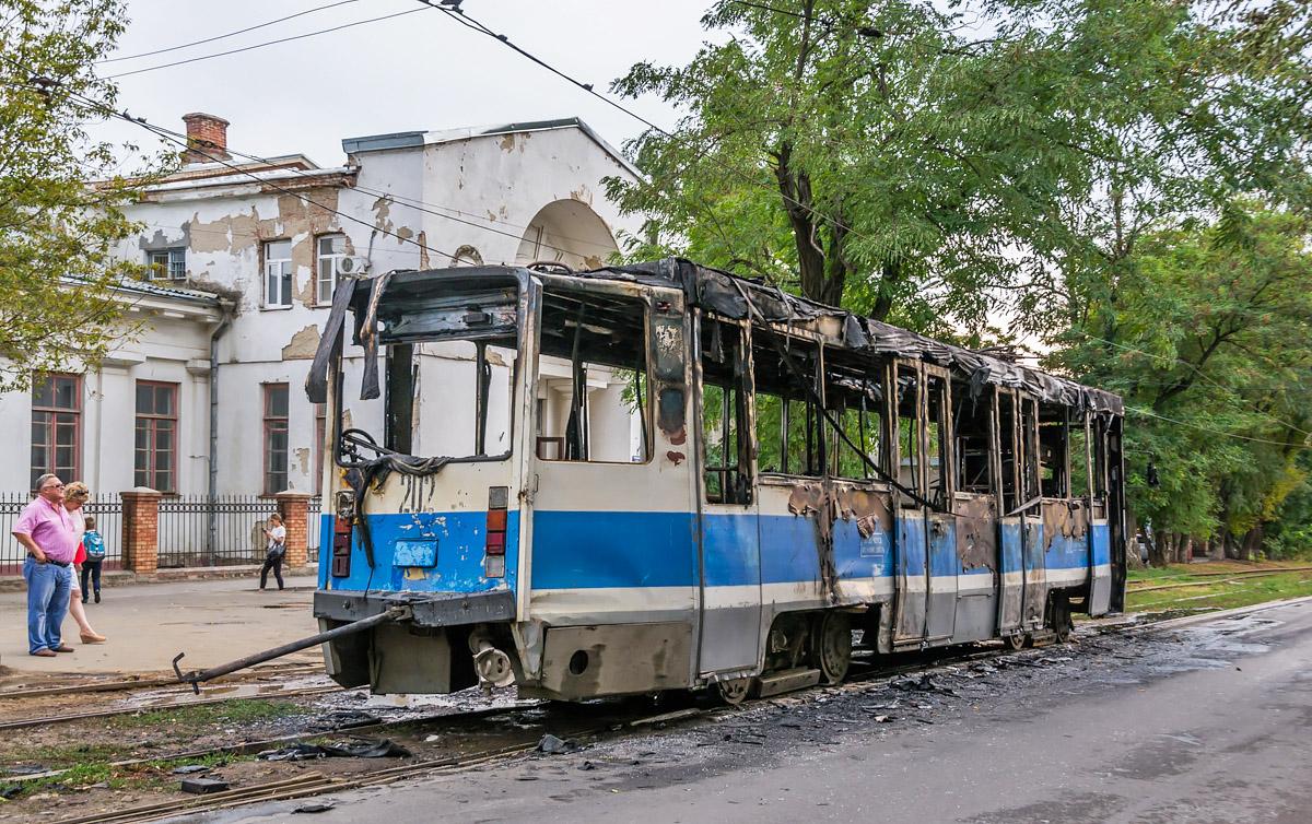 фото с трамваем новочеркасск первого