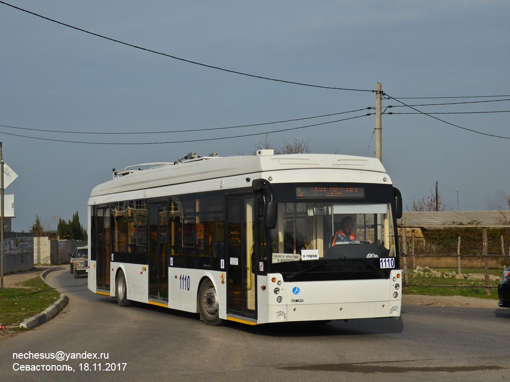 Севастополь, Тролза-5265.03 «Мегаполис» № 1110
