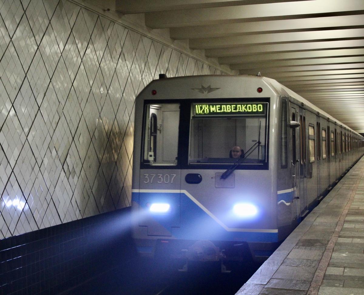 фото грузового состава метро поворота лашкиндар