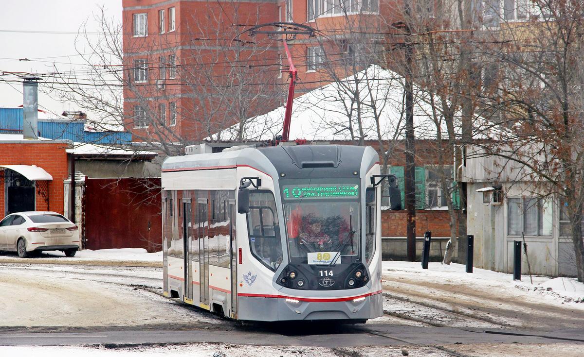 Ростов-на-Дону, 71-911E «City Star» № 114