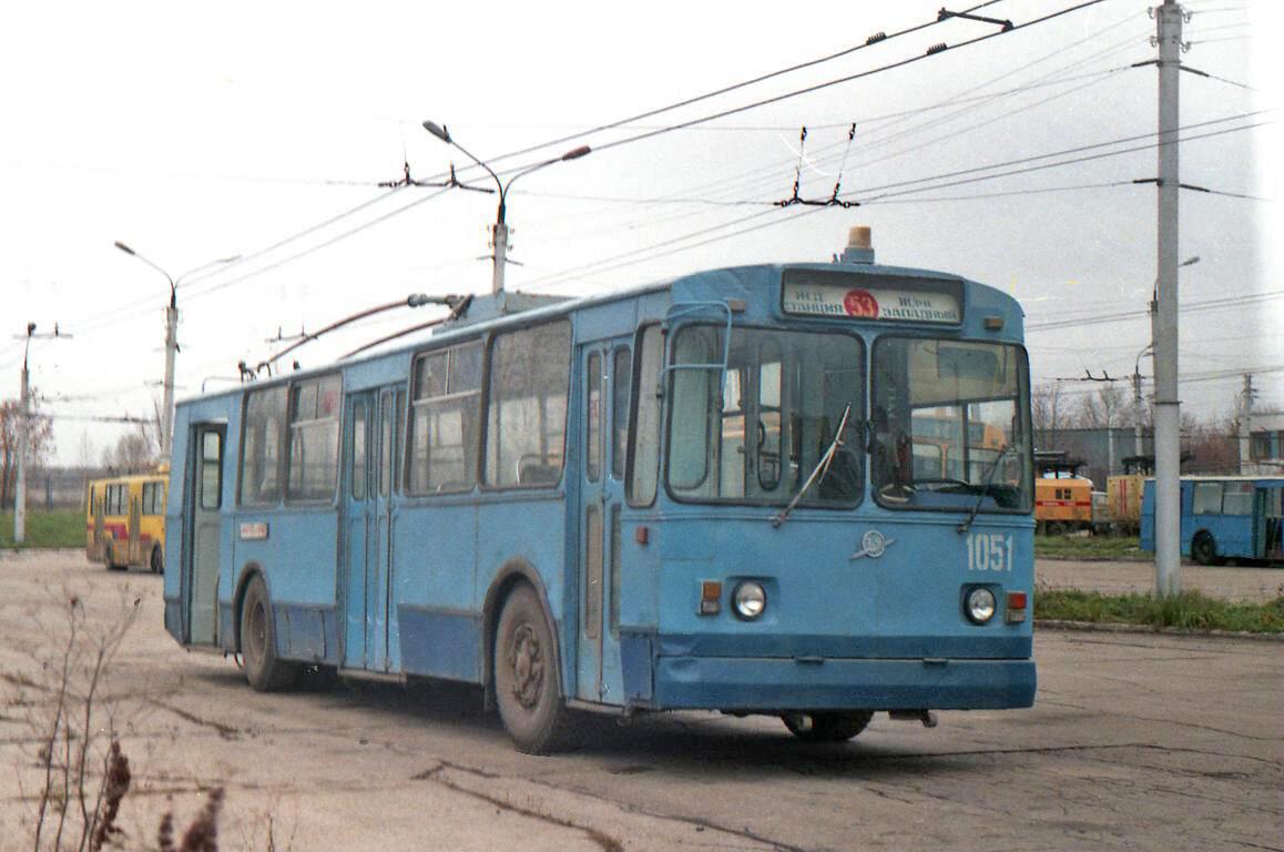 троллейбусов в новочебоксарске видео - 7