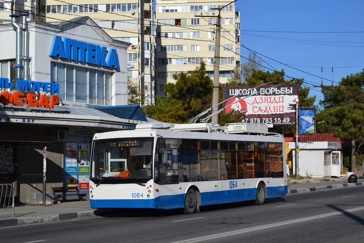 Севастополь, Тролза-5265.00 «Мегаполис» № 1064