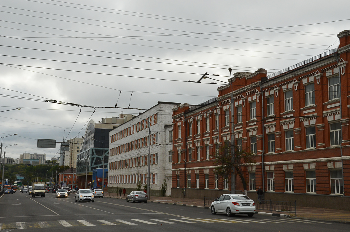 Belgorod — Trolleybus lines and infrastructure