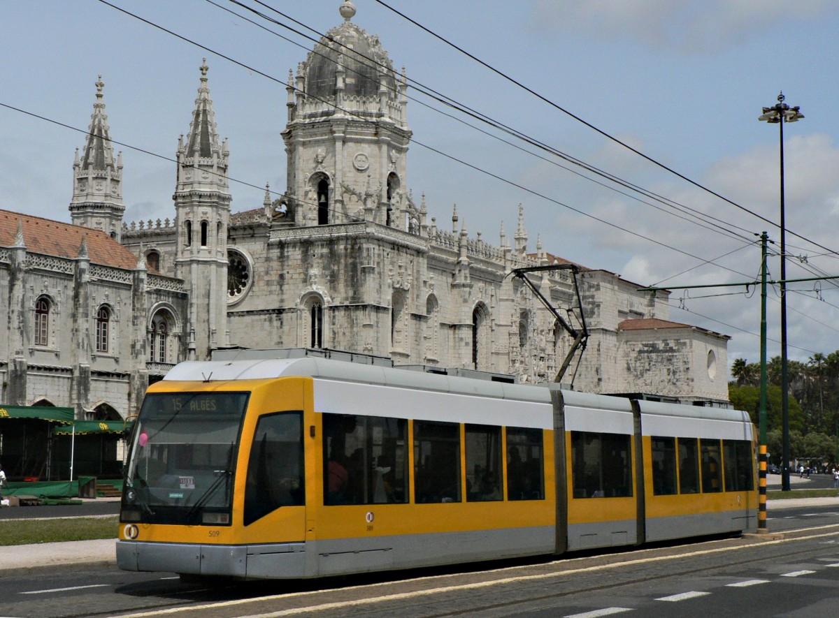 Лиссабон, Siemens-Lisboa № 509