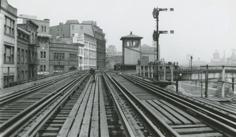 Исторические фотографии станции мухинская