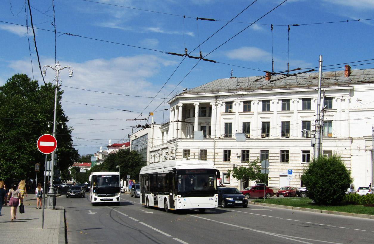 Севастополь, Тролза-5265.03 «Мегаполис» № 2084