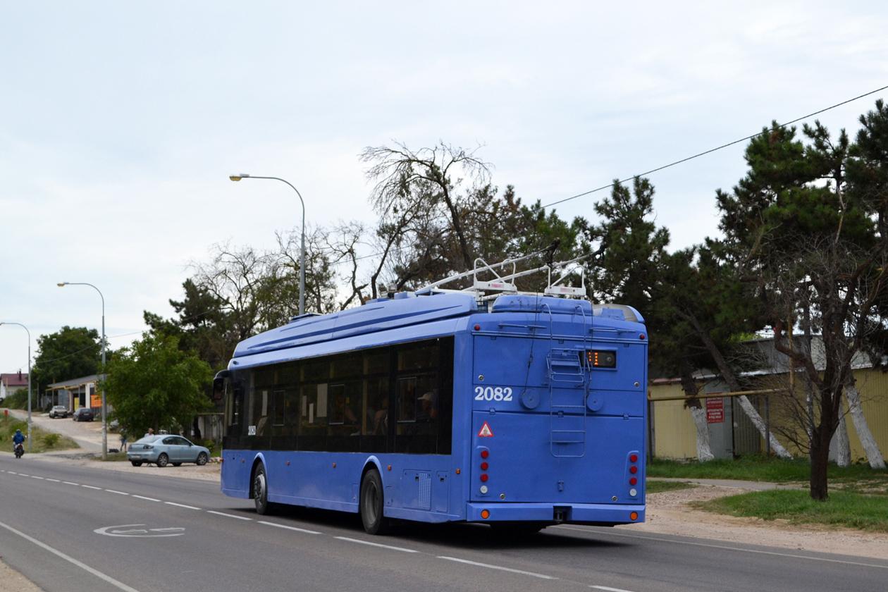 Севастополь, Тролза-5265.03 «Мегаполис» № 2082