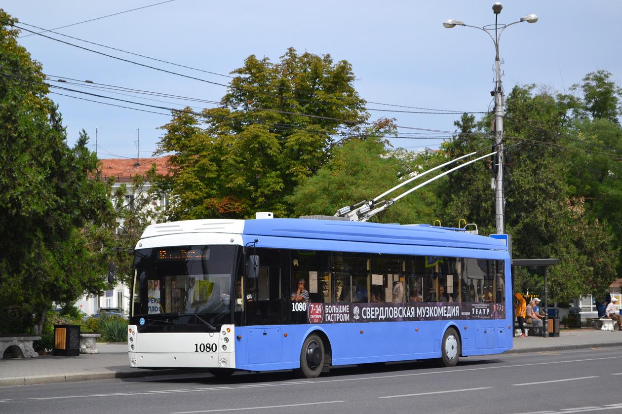 Севастополь, Тролза-5265.02 «Мегаполис» № 1080