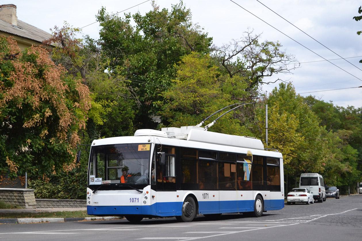 Севастополь, Тролза-5265.00 «Мегаполис» № 1071