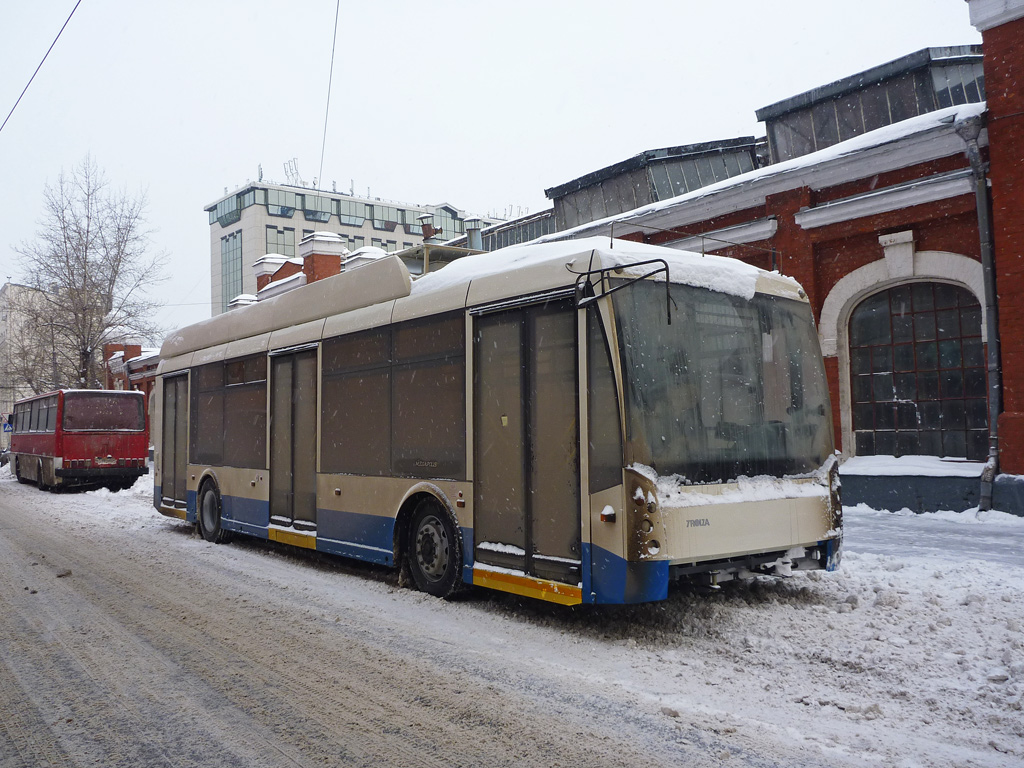 Moscow — Trolleybuses without fleet numbers