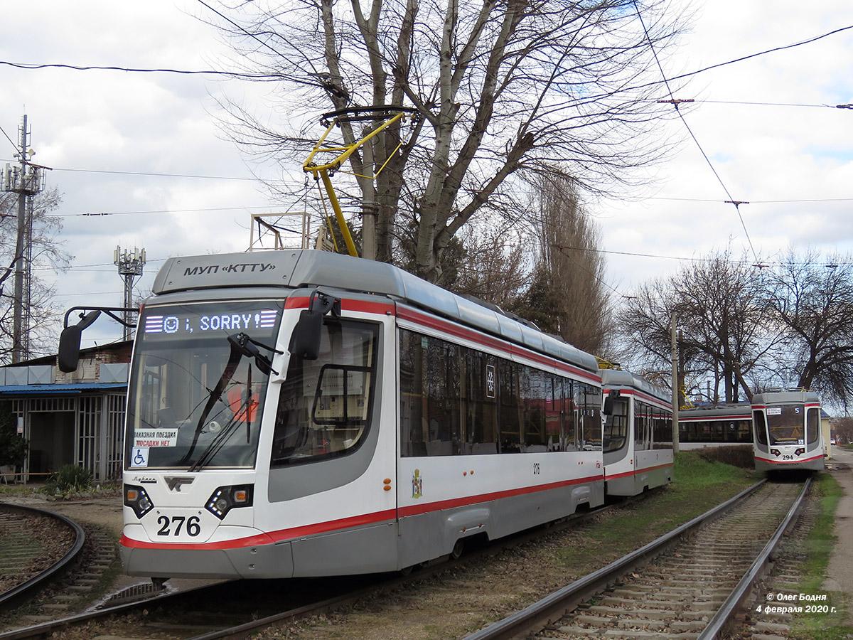 Новый вагон в Краснодаре, автор: Олег Бодня
