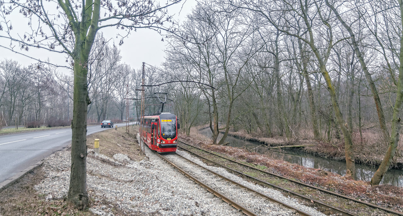 Silesia trams — Tramway Lines and Infrastructure