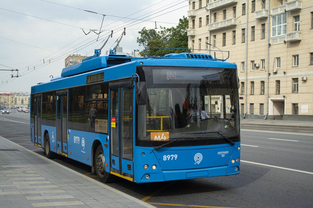 Москва, СВАРЗ-МАЗ-6275 № 8979