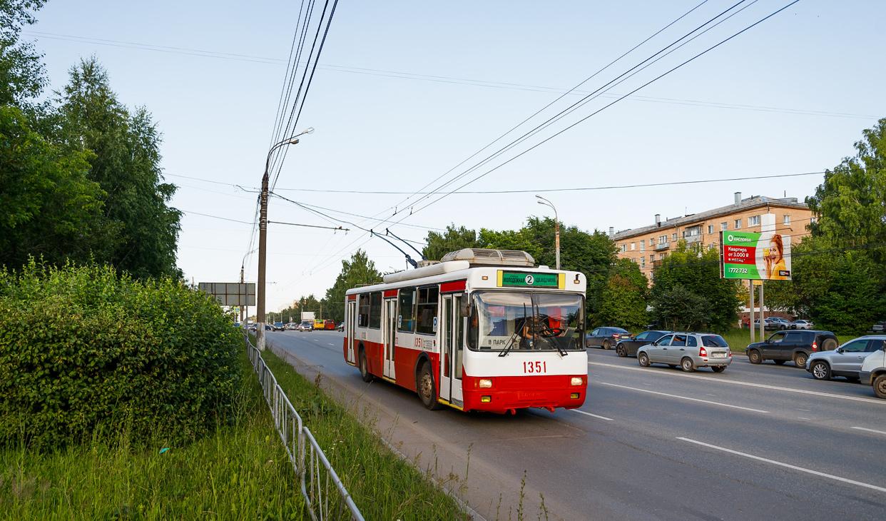 троллейбус картинки фото улица ижевск петербуржец, него два