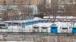 Moscow — Trolleybus depots: [3] Fili Bus and Trolleybus Park