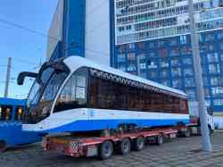 Moscow — Trams without fleet numbers
