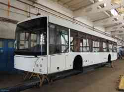 Vinnytsia, PTS-12 # 047; Vinnytsia — Assembly and presentation of VinLine (PTS-12) trolleybuses